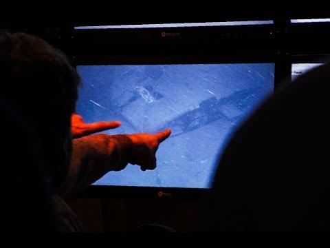 ARA San Juan: el momento en que encontraron el submarino desaparecido