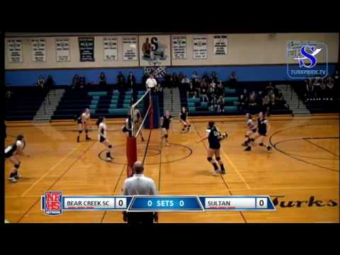 Turk Volleyball - Sultan vs Bear Creak School 10-03-2016