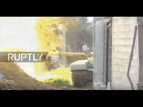 Syria: SAA fends off attack in east Damascus with counter-offensive