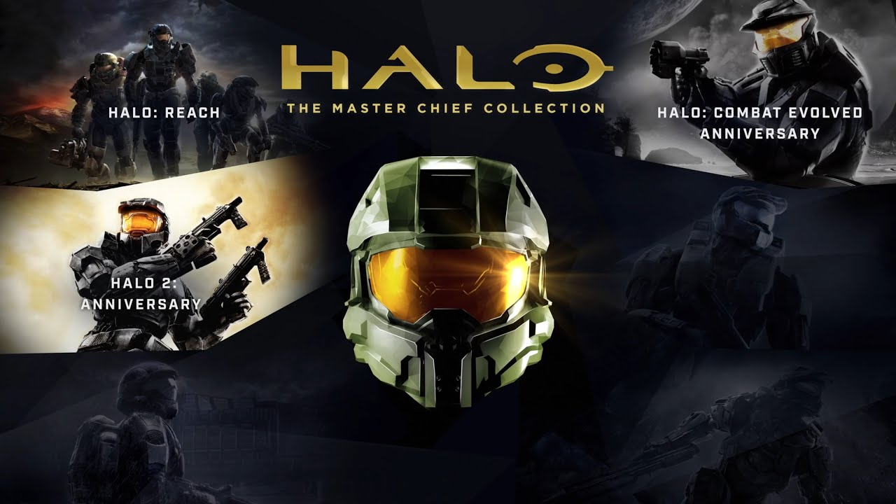 The Master Chief Collection Halo 2 Anniversary PC Launch Trailer ...