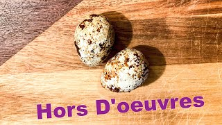 Hors D&#39oeuvres  How To Make