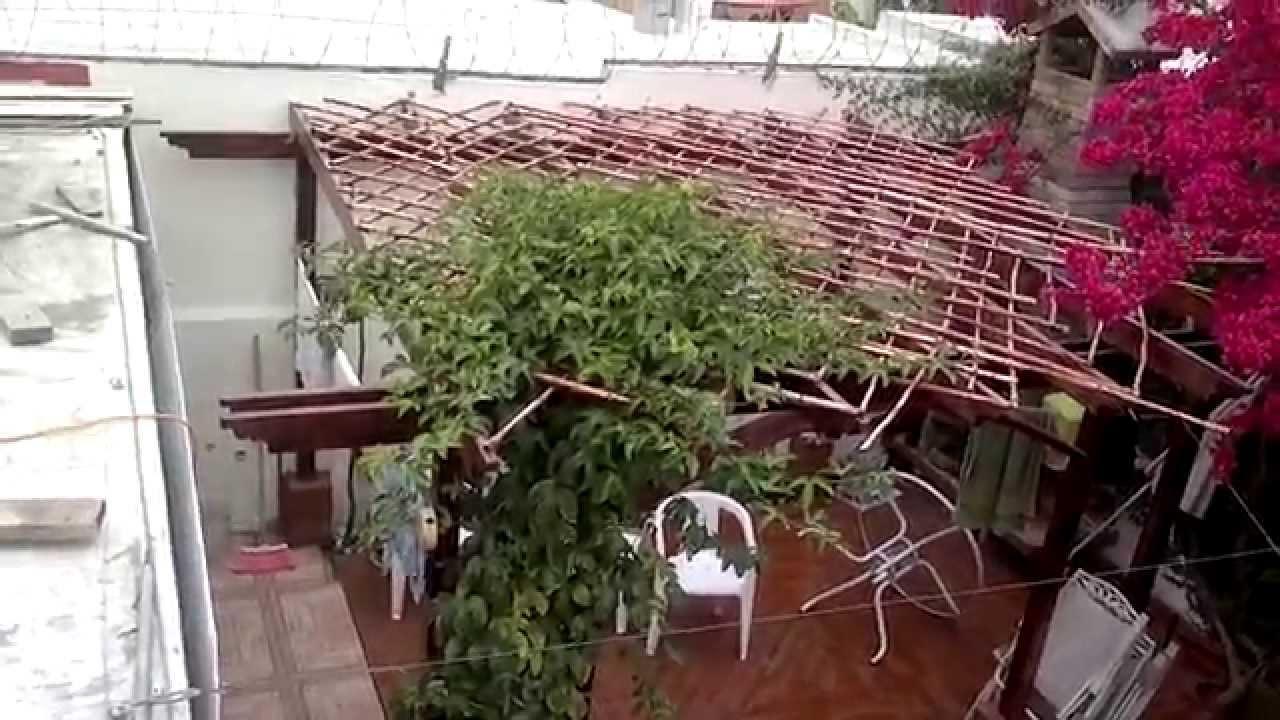 Inicio de huerto casero en azotea youtube for Huerto en azotea