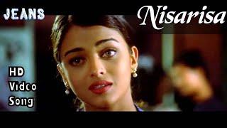 Nisarisa   Jeans HD Video Song + HD Audio   Prashanth, Aishwarya Rai   A.R.Rahman