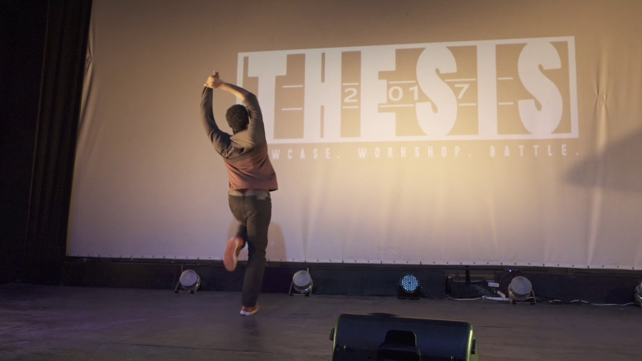 Thesis showcase