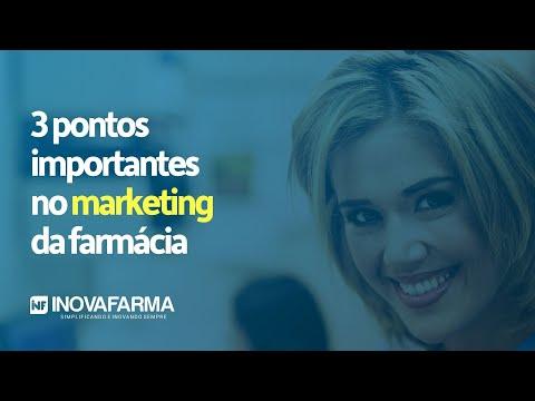 Imagem vídeo 3 Pontos Fundamentais para o Marketing na sua Farmácia