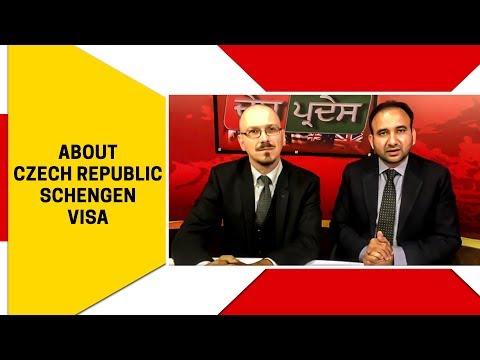 Study in Europe - Czech Republic (Visa Process)