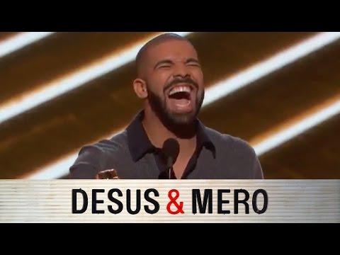 Drake Lit at Billboard Awards