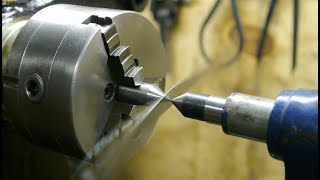 Fixing the old lathe