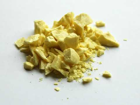 Sulfur | Wikipedia audio article