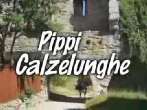 Sigla Pippi Calzelunghe