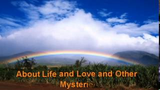 Point of Grace  - Life, Love, and Other Mysteries w/real-time lyrics