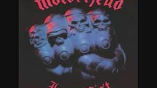Motörhead - Iron Fist - 1982 Iron Fist *NOTE* I'm Sorry To Say That...