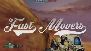 Fast Movers - A Tribes: Ascend Montage