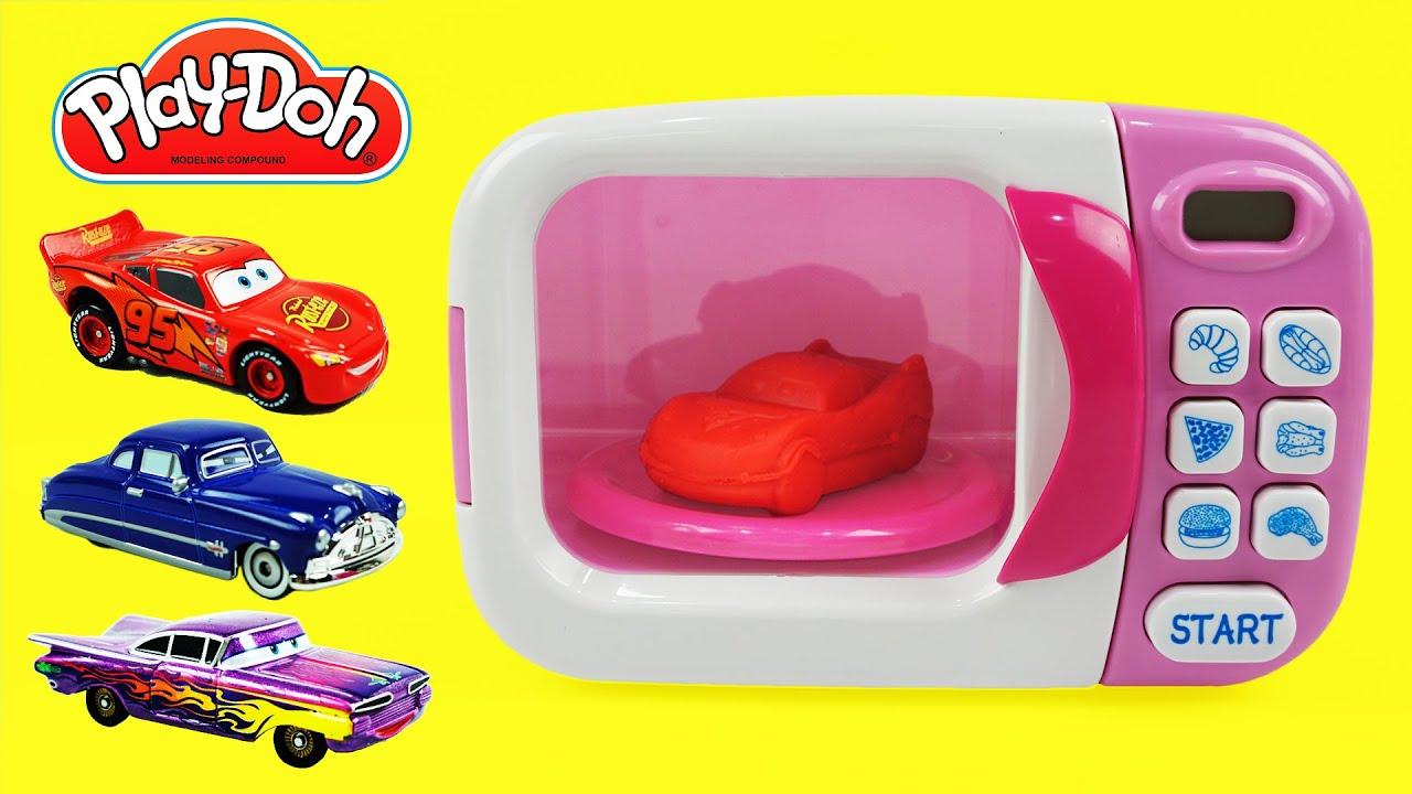 Play Doh Magic Microwave Oven Disney