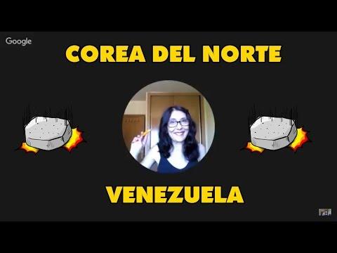 krometana opina en directo: Corea del Norte y Venezuela mi opinión