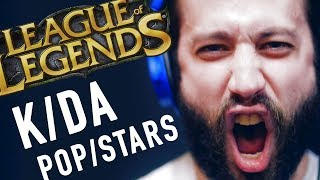 Download K/DA - POP/STARS (Metal cover by Jonathan Young feat. Tre Watson)