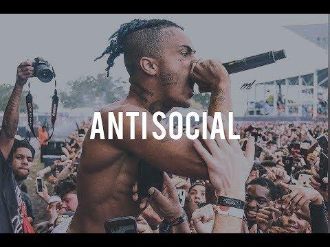[FREE]*HARD* XXXTENTACION Type Beat 2018 – Anti Social | Free Type Beat I Rap Instrumental