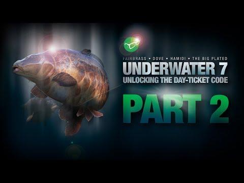 Korda Underwater 7 FULL DVD Part 2   Carp Fishing