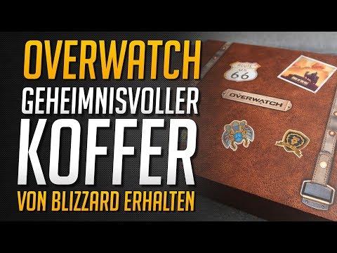 Geheimnisvoller Koffer von BLIZZARD erhalten | PARIS MAP RELEASE ★ Overwatch Deutsch thumbnail