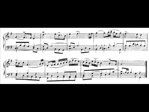 Hamelin plays Bach - French Suite No. 5 (Part 1) Audio + Sheet music