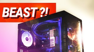 Mein neues GAMING PC Biest! OVERKILL?!
