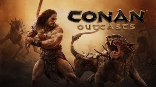 だらだらとPlayStation 4からブロードキャストを始めました #PS4live (Conan Outcasts)