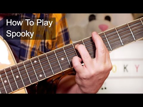 'Spooky' Dusty Springfield Guitar Lesson