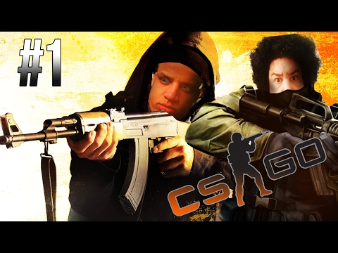 TYLER1 PLAYS CS:GO WITH GREEKGODX (PART 1)[VOD: Feb 1, 2017]