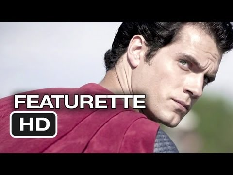 Man of Steel - Behind the Scenes Featurette (2013) - Henry Cavill Movie HD