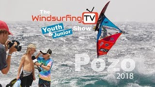 The Official Windsurfing.TV - Youth & Junior Pozo Show – 2018