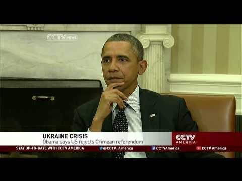 Ivan Eland Speaks on Meeting Between Obama and Yatsenyuk