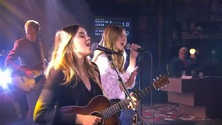 First Aid Kit - The Gambler (Don Schlitz/Kenny Rogers cover) @ På Spåret