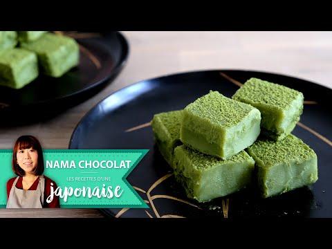 recette-nama-chocolat-ganache-the-vert-matcha-|-les-recettes-d'une-japonaise-|-dessert-gateau-japon