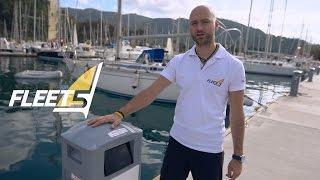 видео Обучение яхтингу в академии Fleet5