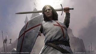 Бой в игре Total War Medieval 2 ; Англия против Франции
