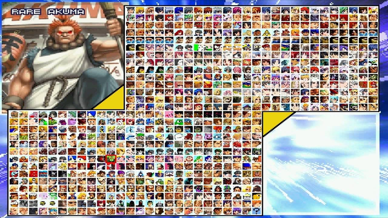How to Add Characters to Mugen (2020) [Easy Method]