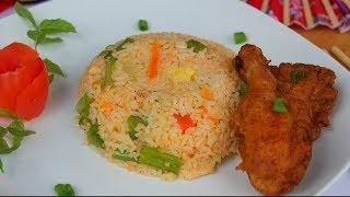 বাংলাদেশি চাইনিজ মিক্সড ফ্রাইড রাইছ || Bangladeshi Chinese Restaurant Recipe Fried Rice