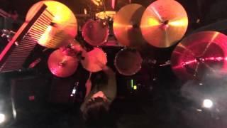 2015年11月20日 HMC BANDのライブから「カーニバル」のドラム頭上カメラ...