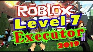 ROBLOX | LEVEL 7 | EXECUTOR ►FULL LUA Gasder EXECUTOR 2019