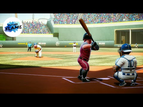 Best BASEBALL GAMES For Android And IOS !! |  Future Flame Studio.