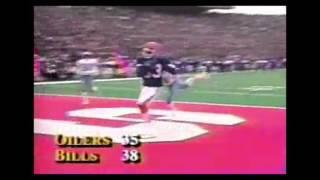 """The Comeback"" Re-Lived 20th Anniversary of The Buffalo Bills vs Houston Oilers"