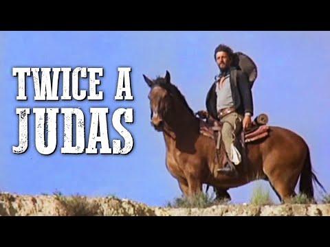 Twice A Judas | FREE WESTERN MOVIE | English | Spaghetti Western | Full Length