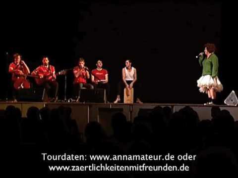 Dreckiges Tanzen - von Annamateur und Zärtlichkeiten mit Freunden