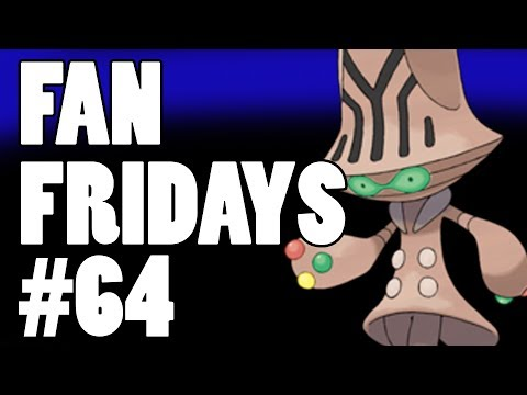 Wi-fi Battle Showcase! JONATHAN - Fan Friday #64