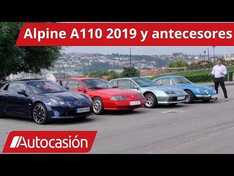 Alpine A110 2019 | Prueba / Test / Review en español | Autocasión