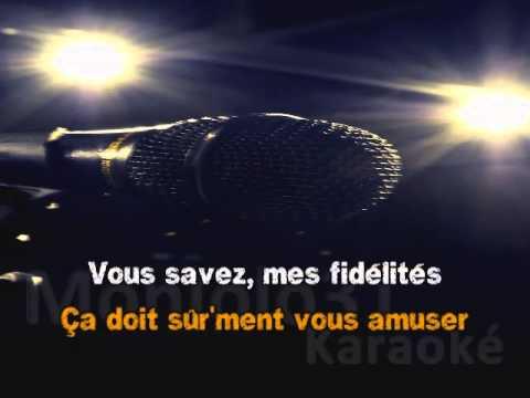 Salut - Michel Sardou - Chanté par Bruno