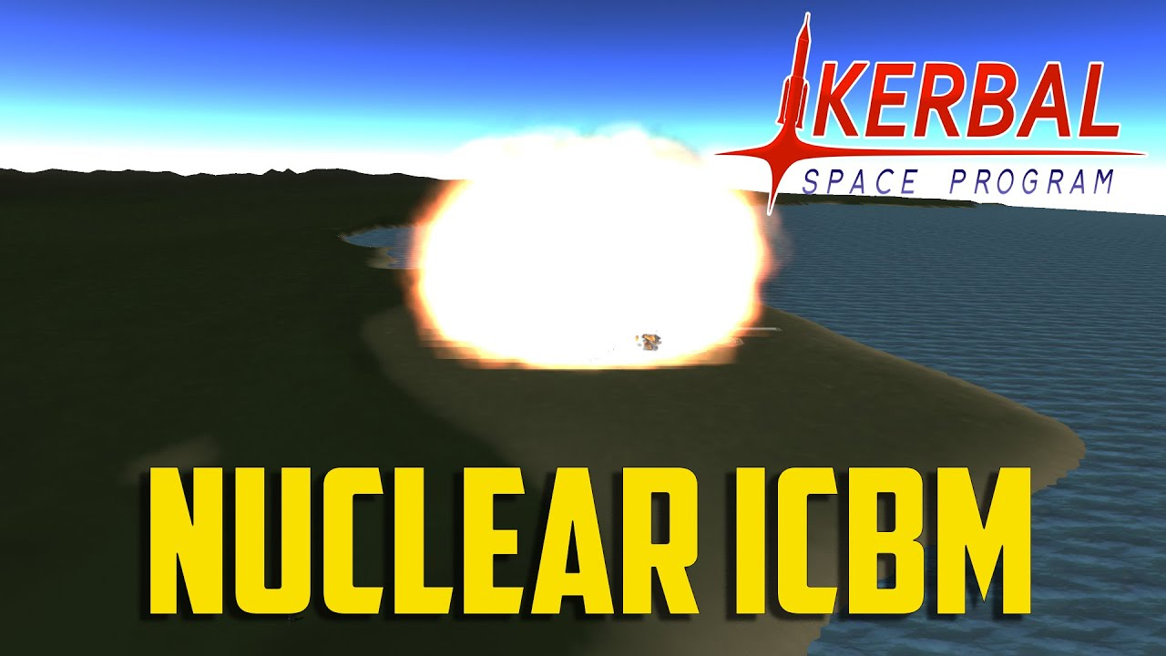 kerbal space program nuclear bomb - photo #13