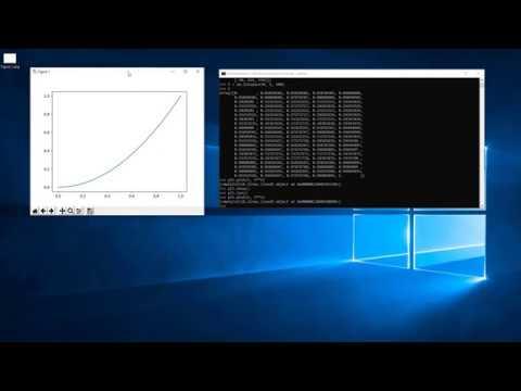 pip3 install matplotlib windows