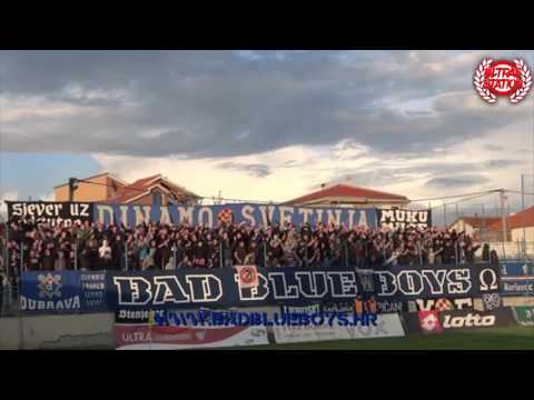 Ultras Station Represent: Bad Blue Boys Dinamo Zagreb