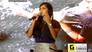 Mariyaan Audio Success Parvathi